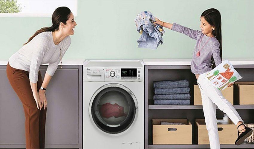 Ứng dụng của Máy sấy quần áo KAFF KF-DR10EU
